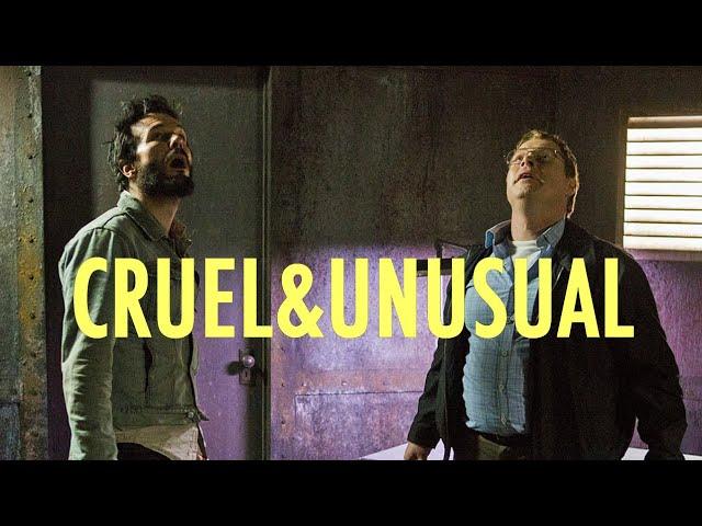 Cruel and Unusual (Free Full Movie) Thriller, Sci Fi