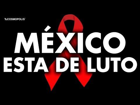 NOTICIA de ÚLTIMA HORA MÉXICO ESTÁ de LUTO