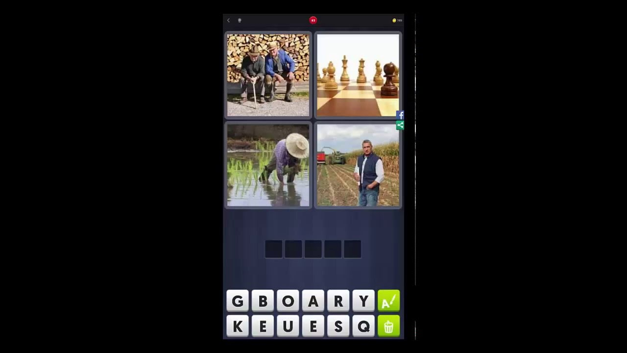 4 Bilder 1 Wort Paar