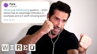 Scott Adkins (Yuri Boyka) Answers Martial Arts Training Questions From Twitter   Tech Support