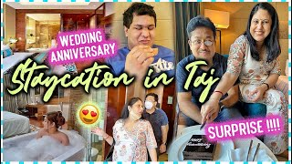 Surprising Parents On Their Wedding Anniversary! A day well spent VLOG   ThatQuirkyMiss