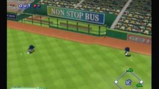 MLB Power Pros 2008 Part 2 BOOOOOOMMMSHAKALAKA!!!!