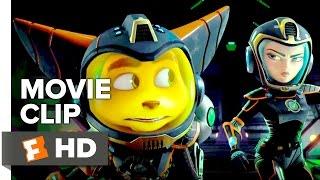 Ratchet & Clank Movie CLIP - Phase One (2016) - Bella Thorne Movie HD