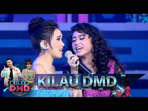 Free Download Disuruh Nyanyi Dadakan, Dewi Perssik Ajak Ayu Ting Ting Duet  - Kilau Dmd (19/1) Mp3 dan Mp4