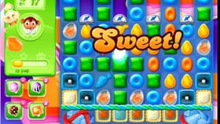 Candy Crush Jelly Saga Level 813 - NO BOOSTERS ***