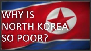 North Korea's economic failures