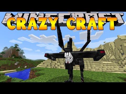 Minecraft Crazy Craft 3.0 : NIGHTMARE ATTACK #9