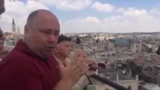 Путешествие в Иерусалим (Израиль) с Александром Хакимовым, 2016.08.17, часть 1(, 2016-08-18T19:31:46.000Z)