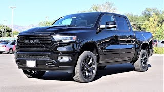2020 Ram 1500 Limited Black Appearance Group: The Most Expensive Ram 1500 Ever!!!