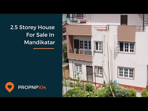 House for sale in Mandikatar, Kathmandu . Nepal