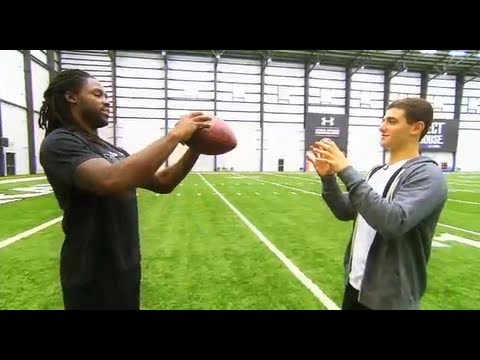 Pro Tips: Joe Flacco & Torrey Smith