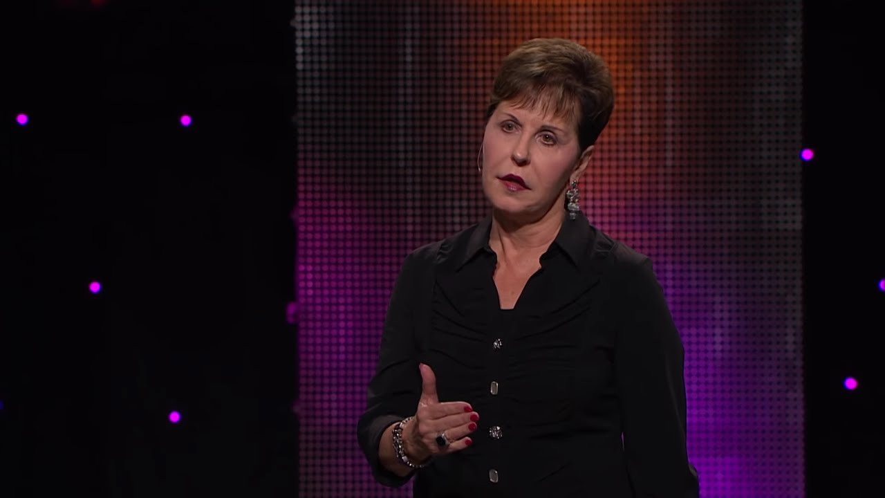 Wie sollen wir mit der Sünde umgehen? (1) – Joyce Meyer –Persönlichkeit stärken