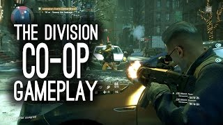 The Division Co-op Gameplay on Xbox One - Let
