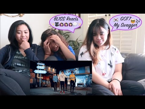 BL1SS Reacts: GOT7 - MY SWAGGER