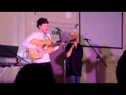 Luke Jackson and Amy Wadge - live in Windsor