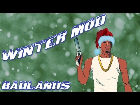 Grand Theft Auto San Andreas- Winter Mod [Badlands]
