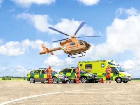 East of England Major Trauma Centre