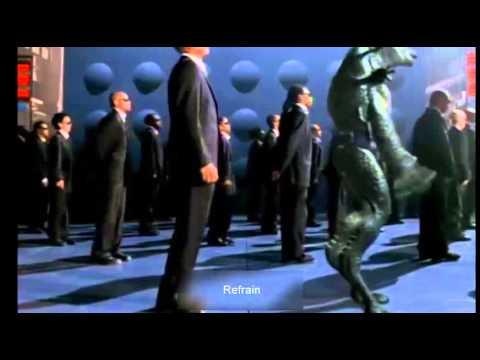 Chorégraphie pour fête de l'école. (Men in Black)