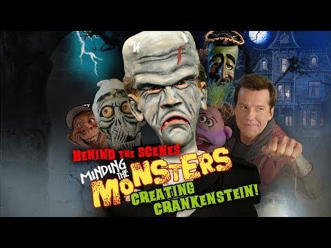 Behind the Scenes: Minding the Monsters Creating Crankenstein | JEFF DUNHAM