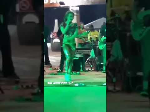 Ammy Fara show Malaysia 22/4/2018 .. Sir gobang go sir