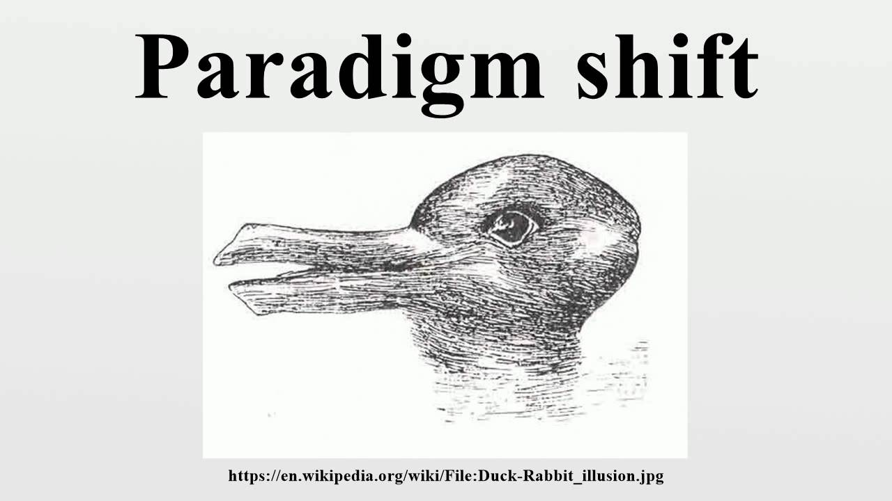 Paradigm Shift Youtube