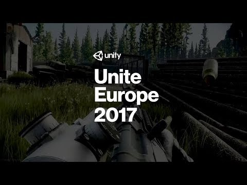A Taste of Unity's Unite Europe Conference 2017 Amsterdam