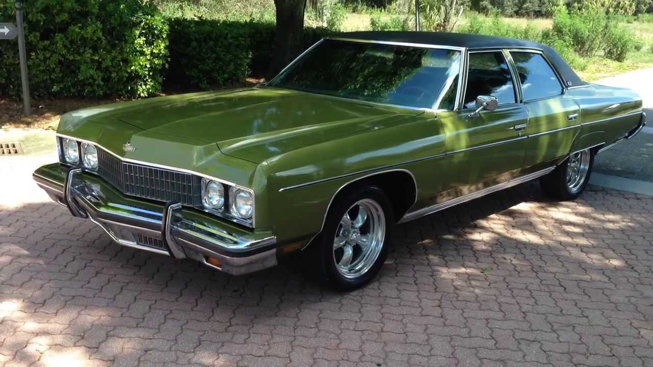 1973 chevrolet caprice classic view our current inventory at youtube. Black Bedroom Furniture Sets. Home Design Ideas