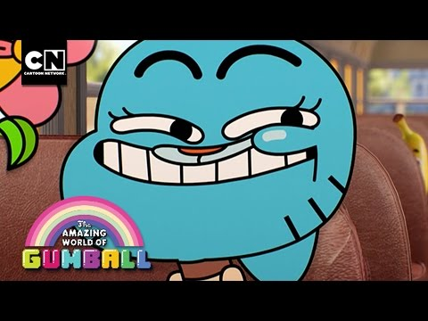 We Can Go Anywhere | Gumball | Cartoon Network