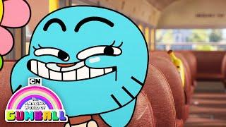 We Can Go Anywhere | Gumball | Cartoon Network