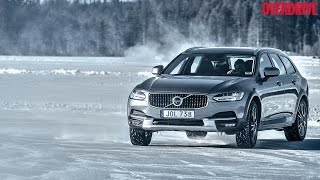Volvo V90 Cross Country - First Drive Review