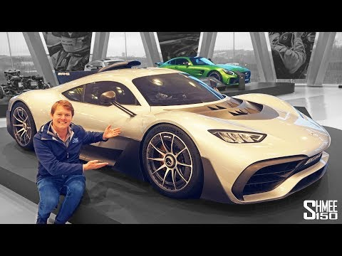Dreaming of an AMG Project One! | VISIT