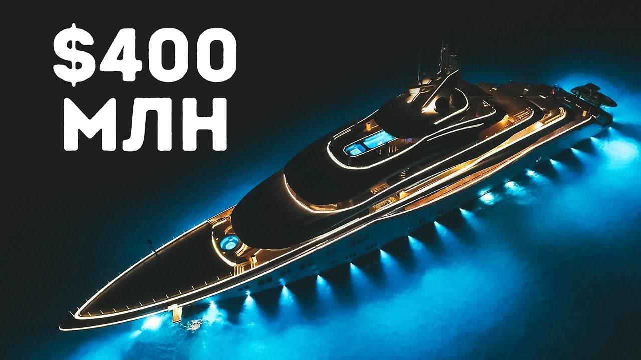 Самые крупные корабли, способные затмить «Титаник»