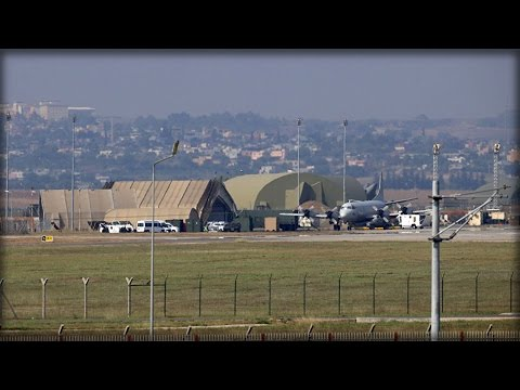 TURKISH POLICE RAID US COALITION AIR BASE IN INCIRLIK
