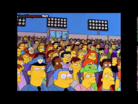 The Simpsons - Boring