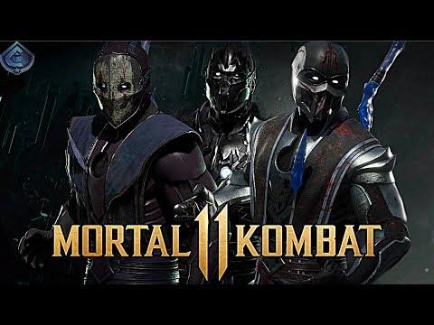 Mortal Kombat 11 Online - CRAZY 63% DAMAGE NOOB SAIBOT COMBO!