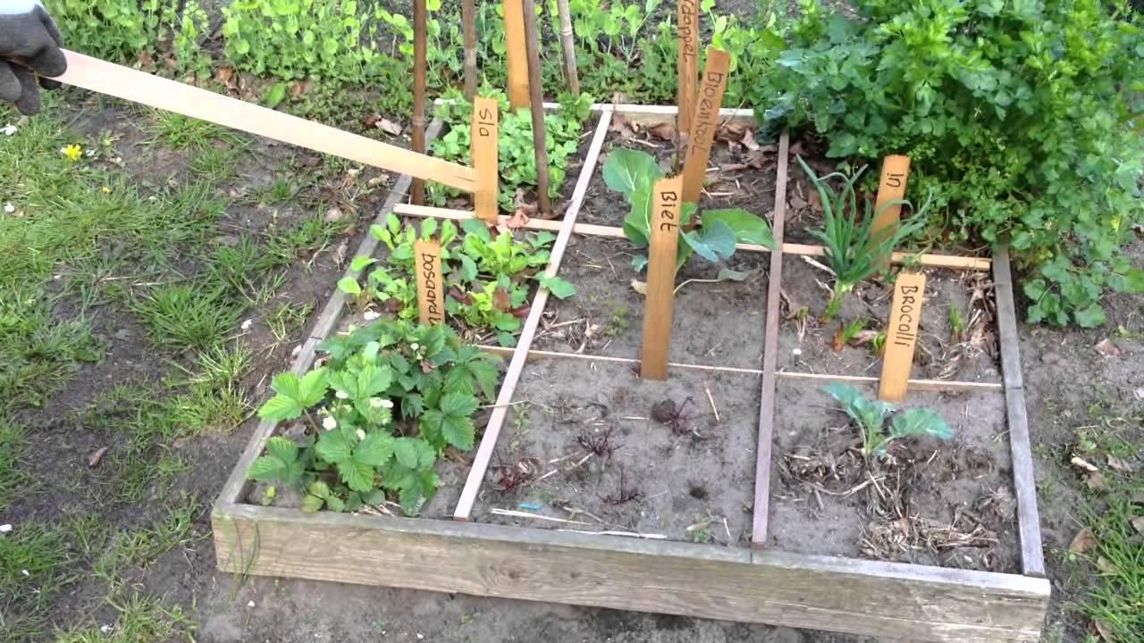 Vierkante Meter Tuin : Vierkante meter tuin voor de magneet de stad amersfoort