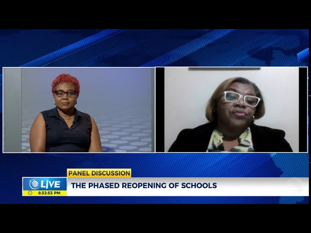 Issues Ahead of Reopening Schools: Financial Constraints & COVID-19  | Panel Discussion  | CVMTV