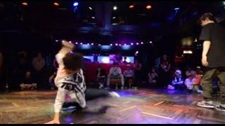 Be.b-boy Best8 Battle_縺溘▲縺。繧薙じ繝サ繝帙�シ繝励Ξ繧ケ vs Yosh is Stoic