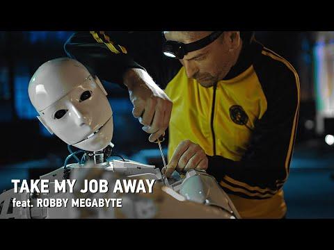 Dubioza Kolektiv feat. Robby Megabyte - Take my Job Away (Official Video)