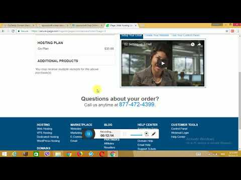 How to create Website Instance Article 1