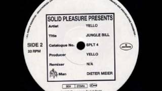 YELLO - Jungle Bill (Space Shuffle)