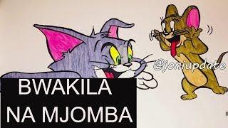 Bwakila na Mjomba Wakivunja Mbavu Za Halaiki