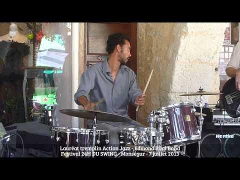 Festival des 24h du swing 2013 de Monségur - Lauréats tremplin Action Jazz