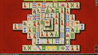 Mahjong The Secret Garden - gameplay