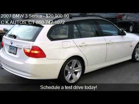 BMW Series Xi AWD Dr Wagon For Sale In Plainville YouTube - Bmw 328xi wagon for sale