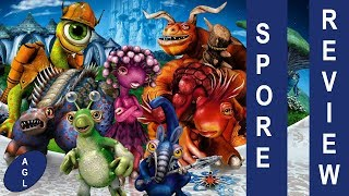 Spore Review - Alex's Games Library
