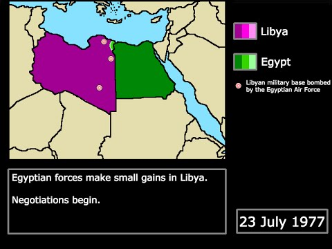 Wars the libyan egyptian war 1977 every day youtube wars the libyan egyptian war 1977 every day gumiabroncs Choice Image