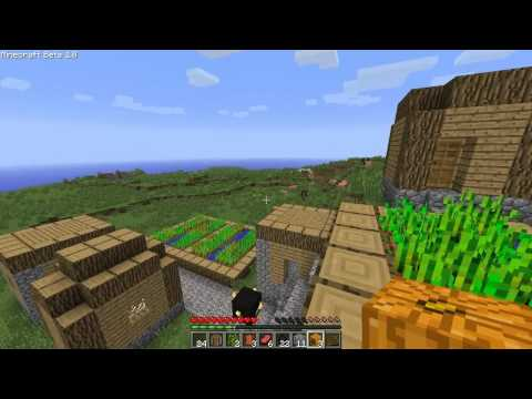 Let's Play Minecraft 1. Staffel
