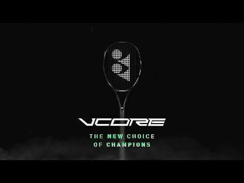 總統網球(自取可刷國旅卡)2020紀念版 Yonex VCORE 100 網球拍 彩色 數位 馬賽克 含Yonex線