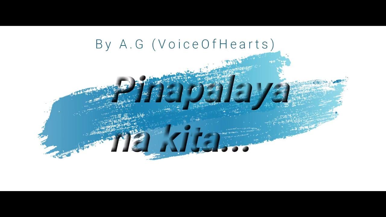 Download PINAPALAYA NA KITA... (SpokenPoetry/UnspokenWords) by A.G.